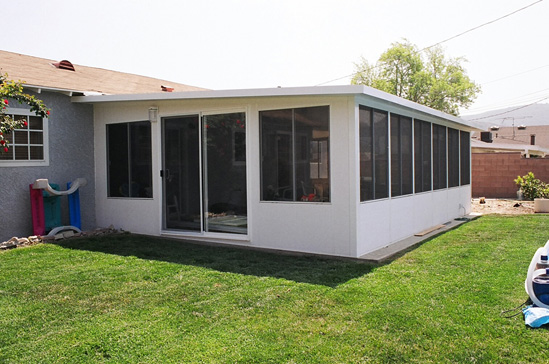 Patio Rooms | Long Beach Sunrooms and Patio rooms